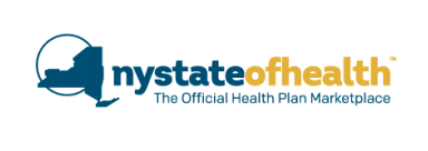 Logo from NY State of Health