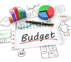 Clip art of budget considerations