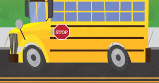 clip art of school bus
